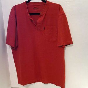 LN - Key 3-Button Short Sleeve with Pocket T-shirt